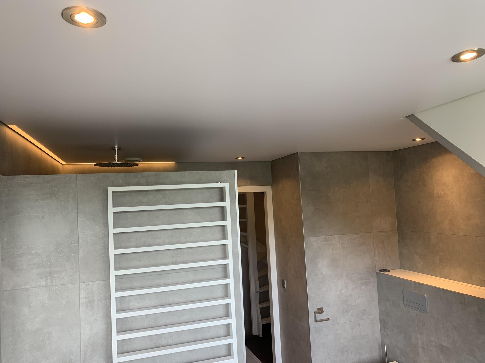 de mooiste strakke plafond met een indara spanplafond