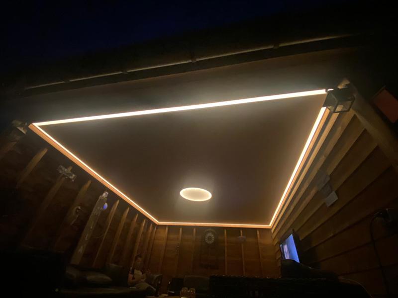 verlichting voor carport en overkapping
