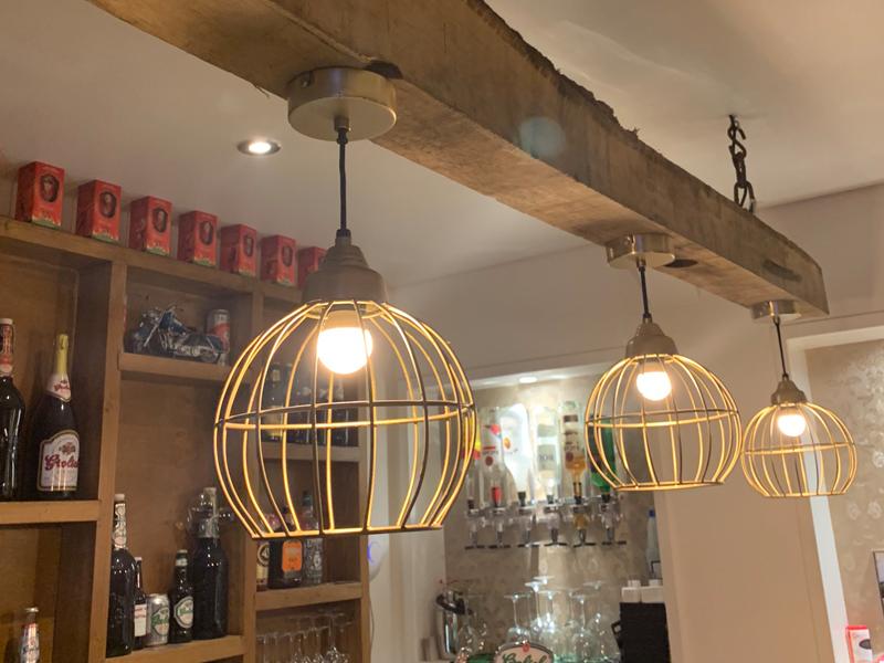 hanglampen voor spanplafonds